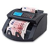 Geldzählmaschine Securina24 SR-3750 - Banknotenzähler, Geldscheinzähler