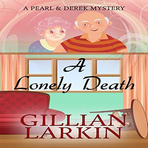 A Lonely Death audiobook cover art