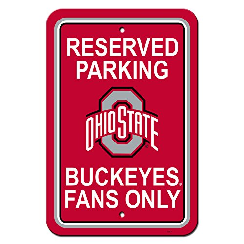 91218f10aba NCAA Official National Collegiate Athletic Association Fan Shop Authentic  Parking Sign. Stake Your Territory with