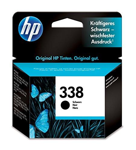 HP Inc. Ink Cartridge NO 338 Black/IT / ES