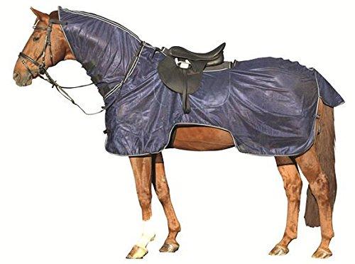 HKM lichtgewicht vliegreizen op vel/tapijt combo beschermen tegen vliegen/insect, 5 ft 3-inch