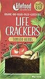 lifefood Life Crackers Tomate Kräuter ( 90 g)