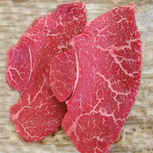 黒毛和牛 赤身 ランプ マル ステーキ肉 3枚×200g ( ステーキ 赤身肉 ラムイチ 牛肉 和牛 ギフト )