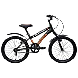 Stryder Harris 20 T Model Kids Bike, 20 Inches, Black