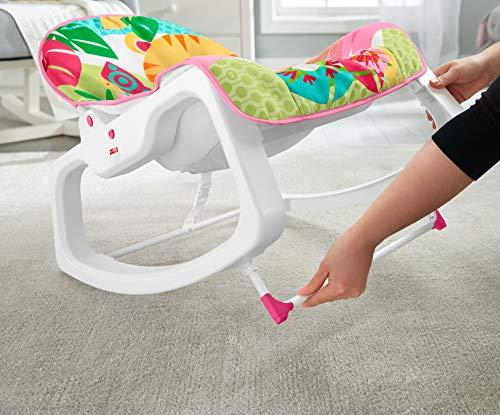Fisher-Price Infant-to-Toddler Rocker, 3.08 kg, GNV70