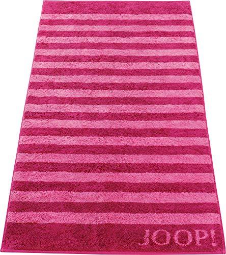 Joop! Handtücher Classic Stripes 1610 Cassis - 22 Saunatuch 80x200 cm