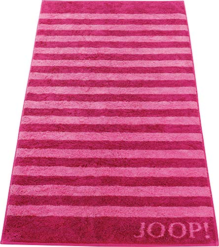Joop! Handtuch Classic Stripes 1610 | 22 Cassis - 50 x 100