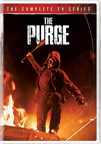PURGE: THE COMPLETE TV SERIES
