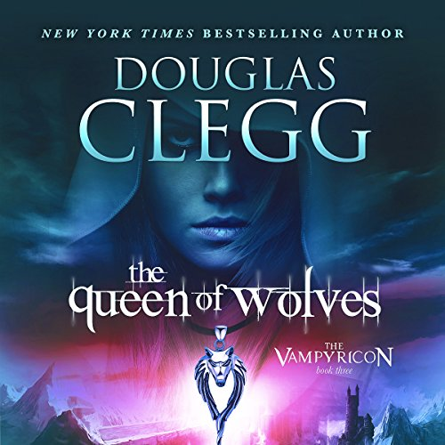The Queen of Wolves audiobook cover art