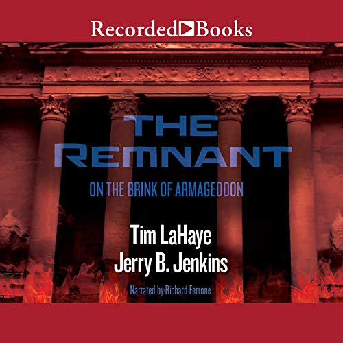 The Remnant audiobook cover art