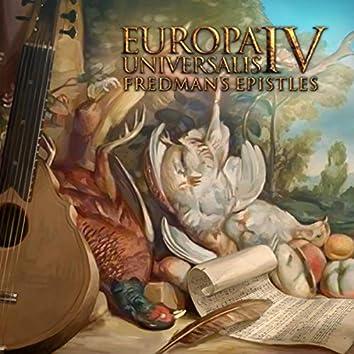 Europa Universalis IV: Fredman's Epistles (Original Expansion Soundtrack)
