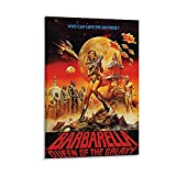 caonidaye Filmposter 1968 Barbarella –