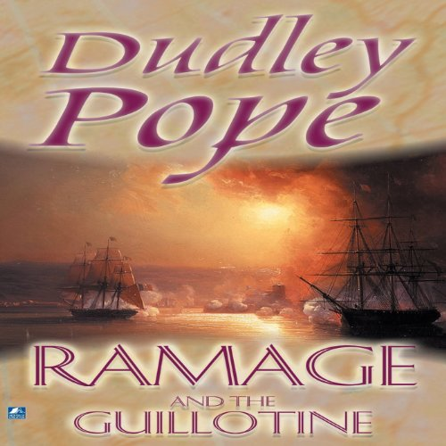 Ramage and the Guillotine audiobook cover art