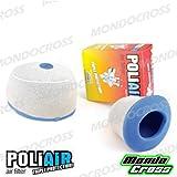 MONDOCROSS Filtro aria spugna POLIAIR 3 strati HONDA CR 125 81-85 CR 250 81-85 CR 500 81-85