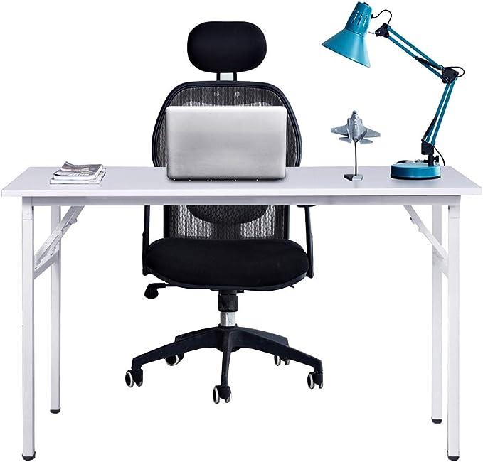 610 opinioni per sogesfurniture Tavolo Pieghevole 120x60cm Scrivanie Computer Scrivanie Studio