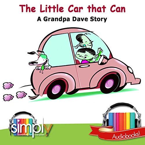 The Little Car That Can audiobook cover art