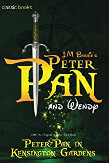 Peter Pan and Wendy: Peter Pan in Kensington Gardens