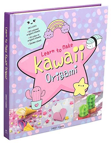Learn to Make Kawaii Origami