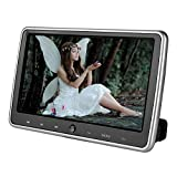 """10.1"""" Headrest Car DVD Player, Digital Screen Touch LCD Display Multimedia Monitor"""