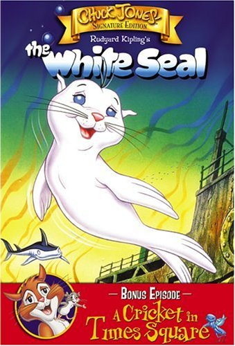 White Seal & Cricket in Times Square [Import USA Zone 1]