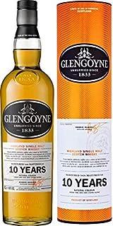 Glengoyne 10 Jahre Single Malt Scotch Whisky mit Geschenkverpackung 1 x 0,7 l