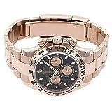 ロレックス ROLEX デイトナ 116505 ブラック/ピンク文字盤 新品 腕時計 メンズ (W200667) [並行輸入品]