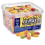 Fazer Remix ファッツェル リミックス ハポキエレット グミ 2 箱 x 1.9kgセット フィンランドのグミです [並行輸入品]