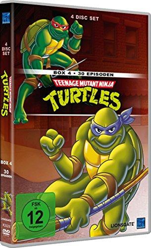 TEENAGE MUTANT NINJA TURTLES - [DVD] [1987]