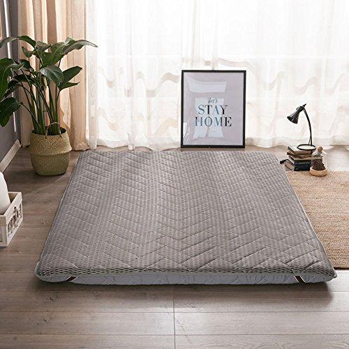 ColchóN De FutóN, ColchóN De Esponja Transpirable Tatami, ColchóN Acolchado De 8 Cm, para Dormir, Viajar, Acampar