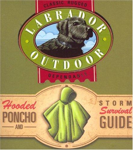 Hooded Poncho & Storm Survival Guide: Hooded Poncho and Storm Survival Guide - Classic. Rugged. Dependable (Mega Mini Kits)