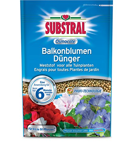 Substral Osmocote Balkonblumen Engrais - 750 Outil