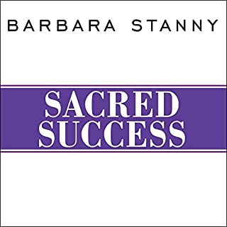 Sacred Success audiobook cover art