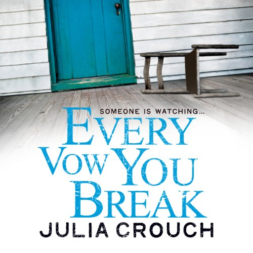 Every Vow You Break audiobook cover art