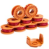 Future Way WA0010 Trimmer Spools Replacement for Worx Select Electric String...