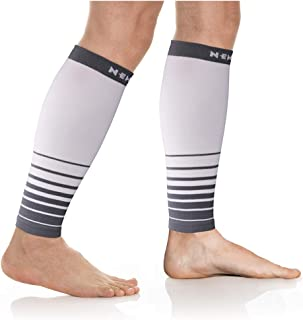 NEWZILL Compression Calf Sleeves (20-30mmHg) for Men & Women - Perfect Option to Our Compression...