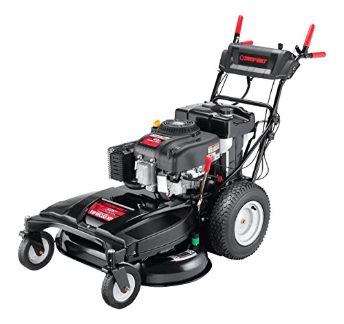 Troy-Bilt WC33 Zero-Turn 33″ Self Propelled Gas Lawn Mower Review