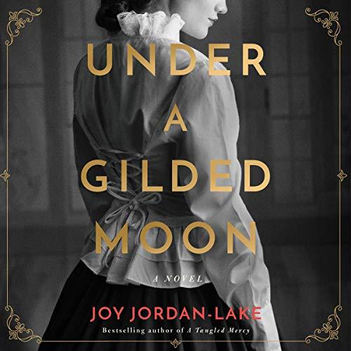 『Under a Gilded Moon』のカバーアート