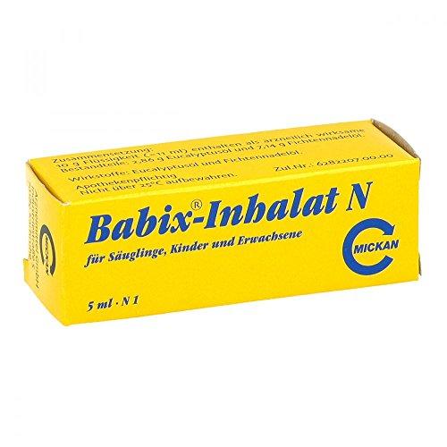 Babix-Inhalat N 5 ml