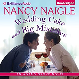 Wedding Cake and Big Mistakes cover art