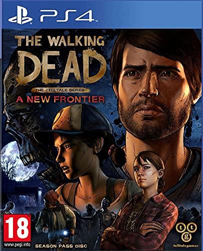 Warner Bros The Walking Dead: A New Frontier