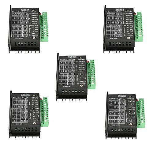 KKmoon 5 STÜCKE Schrittmotortreiber Controller Modul Motor CNC Einachser 4A TB6600 Drehzahlregelung Regler