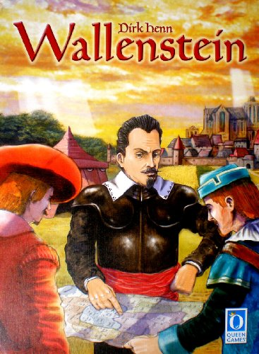 Queen Games 6023 - Wallenstein