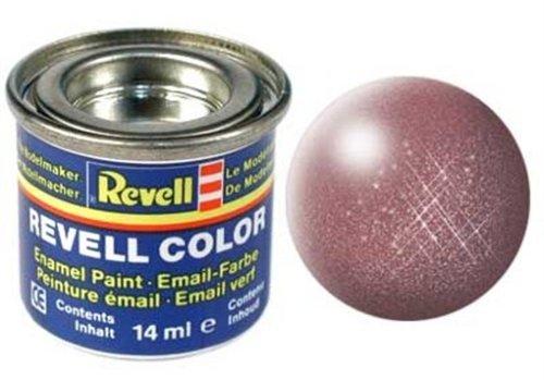 Revell Émail 14ml Peinture Métallique Couleur Cuivre