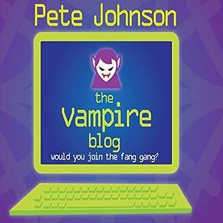The Vampire Blog cover art