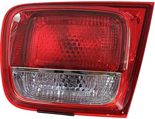 Tail Light Lamp Right Price reduction Hand Side Pas with Inside Translated Chevy Compatible