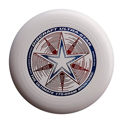 Discraft Ultra Star 175g Ultimate Frisbee