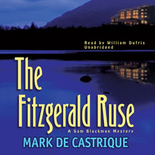 The Fitzgerald Ruse audiobook cover art