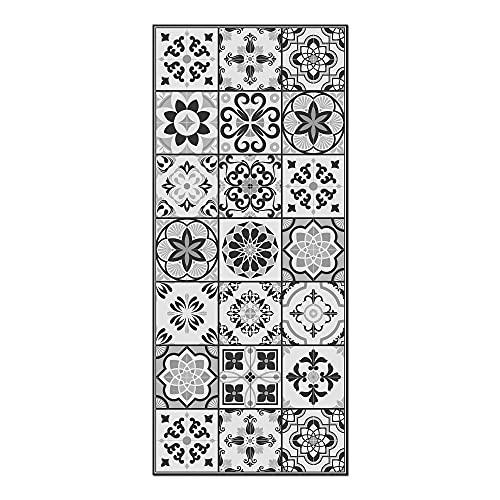 Alfombra Vinílica Aicila, Gris, 120 x 52 cm, ALV-107