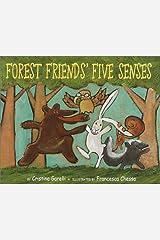Forest Friends' Five Senses Hardcover