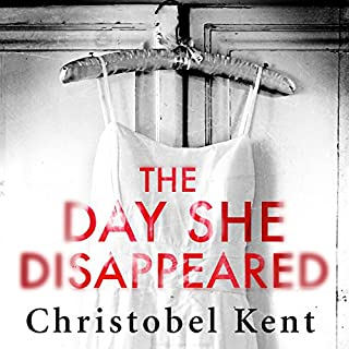 The Day She Disappeared cover art